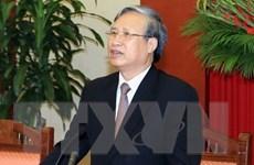 Việt Nam-Trung Quốc trao đổi kinh nghiệm về kiểm tra xây dựng Đảng