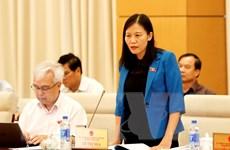"""Vấn đề xe công làm """"nóng"""" phiên họp Ủy ban Thường vụ Quốc hội"""