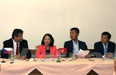 Trưởng Ban Dân vận Trung ương Trương Thị Mai thăm Cộng hòa Séc