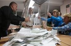 Nga công bố kết quả cuối cùng của cuộc bầu cử Duma quốc gia