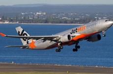 Australia: Máy bay Jetstar hạ cánh khẩn cấp do sự cố kỹ thuật