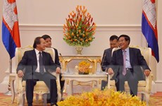 Việt Nam-Campuchia đẩy mạnh trao đổi thông tin, hợp tác truyền thông