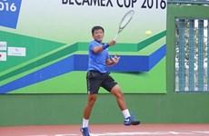 Lý Hoàng Nam giành 2 chức vô địch giải quần vợt Men's Futures F5