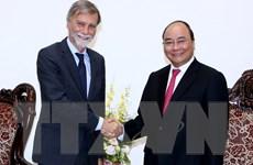 Việt Nam-Italy đẩy mạnh hợp tác trong lĩnh vực giao thông vận tải