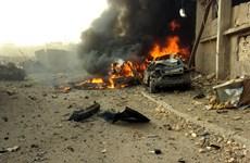Đánh bom liều chết ở thủ đô của Iraq làm gần 30 người thương vong