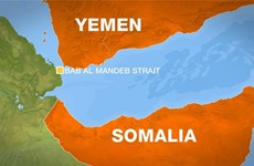 Phiến quân Houthi tấn công tàu hải quân UAE ngoài khơi Yemen