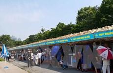 Ba vạn lượt khách dự Liên hoan du lịch làng nghề truyền thống Hà Nội