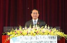 Chủ tịch nước: Chống tội phạm mạng là cuộc đấu tranh của toàn dân