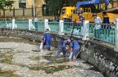 Hà Nội sẽ rà soát, ngăn chặn tình trạng xả nước thải ra Hồ Tây