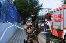 Bom cài vào môtô phát nổ ở Istanbul làm ít nhất 5 người bị thương
