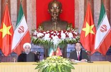 Tuyên bố chung giữa Việt Nam và nước Cộng hòa Hồi giáo Iran