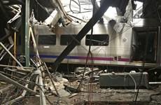 Mỹ công bố kết quả điều tra vụ tai nạn tàu hỏa tại New Jersey