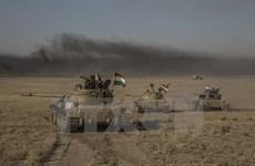 Pháp sẽ trợ giúp lực lượng quốc tế trong cuộc chiến chống IS