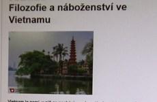 Báo Séc ca ngợi chính sách tự do tín ngưỡng, tôn giáo của Việt Nam