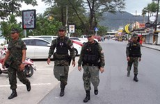 Thái Lan siết chặt an ninh sau cảnh báo đánh bom ở Bangkok