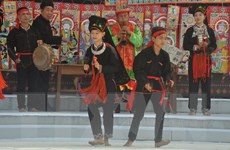Yên Bái: Độc đáo lễ hội cầu mùa của người Dao đỏ ở Viễn Sơn