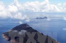 Nhật Bản phản đối hoạt động mới của Trung Quốc ở Biển Hoa Đông