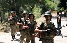 Bất chấp phản đối, Thổ Nhĩ Kỳ tiếp tục triển khai quân đội tại Iraq