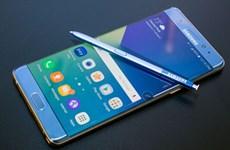 Sự cố Galaxy Note 7 không tác động nhiều đến kim ngạch xuất khẩu
