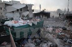 Phiến quân Syria bác bỏ kế hoạch rút khỏi thành phố Aleppo