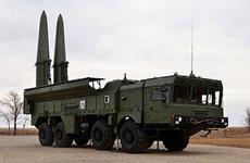 Litva phản ứng việc Nga chuyển tên lửa Iskander tới Kaliningrad