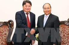 Thúc đẩy hợp tác trong lĩnh vực thương mại giữa Việt Nam và Mông Cổ