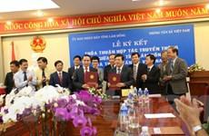 TTXVN ký kết hợp tác truyền thông với Ủy ban Nhân dân tỉnh Lâm Đồng