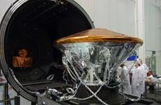 Tàu thăm dò Schiaparelli đã đáp xuống bề mặt hành tinh Đỏ
