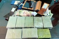 Bộ đội biên phòng phá chuyên án ma túy lớn nhất tỉnh Thanh Hóa