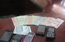 Tổng Biên tập Báo Lao động và Xã hội bị bắt vì hành vi đánh bạc