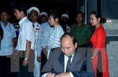 Lễ tang nguyên Phó Chủ tịch Hội đồng Bộ trưởng Nguyễn Văn Chính
