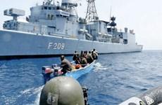 Số vụ cướp biển giảm xuống mức thấp nhất trong 20 năm qua