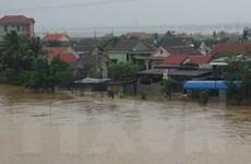 Cảnh báo lũ khẩn cấp trên các sông ở hai tỉnh Hà Tĩnh, Quảng Bình
