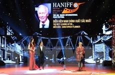 """""""Hồi ức"""" của Canada thắng lớn tại Liên hoan phim quốc tế Hà Nội"""