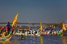Campuchia triển khai 10.000 nhân viên an ninh dịp Lễ hội nước