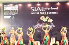 Việt Nam dự hội chợ quốc tế Sial InterFood 2016 tại Indonesia