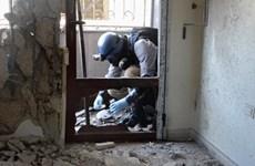 Chuyên gia Nga phát hiện bằng chứng sử dụng vũ khí hóa học ở Syria