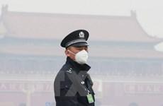 Trung Quốc ban bố cảnh báo vàng về tình trạng ô nhiễm khói mù