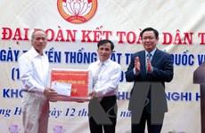 Ngày hội Đại đoàn kết toàn dân tộc tại Nghệ An, An Giang