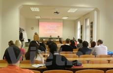 """Vấn đề Biển Đông làm """"nóng"""" hội thảo về an ninh châu Á tại Séc"""