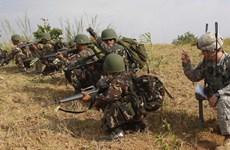 Quân đội Philippines và Mỹ thông báo kế hoạch tập trận chung
