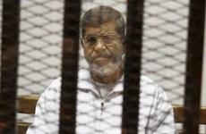 Tòa án Ai Cập hủy bản án tử hình đối với cựu Tổng thống Morsi