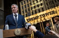Mỹ: Thị trưởng New York khẳng định bảo vệ những người nhập cư