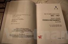 Tập 4 Đại từ điển giáo khoa Séc-Việt chính thức ra mắt bạn đọc