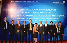 Quản lý rủi ro hoạt động của VietinBank: Hướng tới chuẩn mực quốc tế