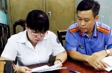 TP.HCM: Bắt tạm giam nguyên chấp hành viên chiếm đoạt tài sản