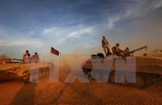Các lực lượng Iraq mở rộng kiểm soát khu vực phía Đông Mosul