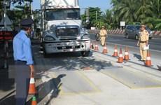 Thủ tướng yêu cầu xử lý nghiêm các xe chở hàng quá tải trọng