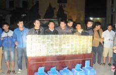 Bắt giữ nhóm đối tượng vận chuyển 300 bánh heroin tại tỉnh Phú Thọ