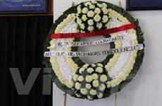 Cộng đồng người Việt tại Mexico tưởng niệm lãnh tụ Cuba Fidel Castro